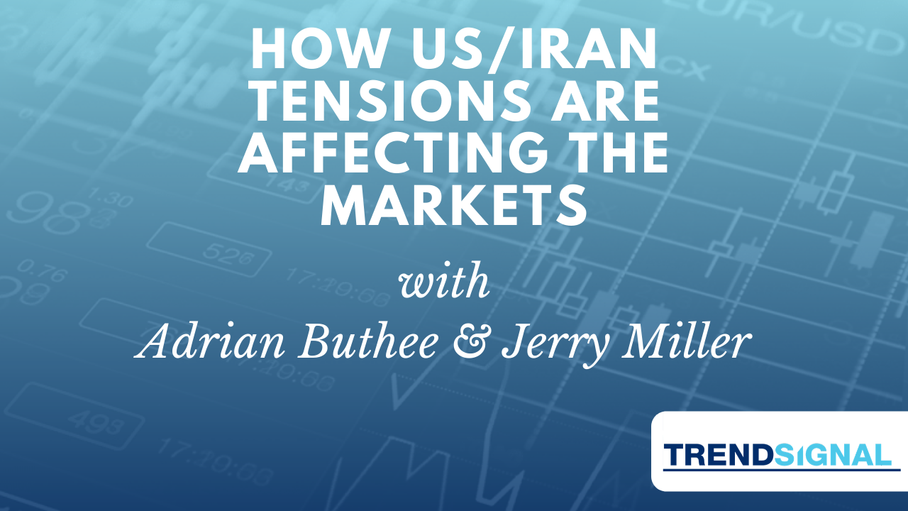 How US/Iran Tensions are Affecting the Markets