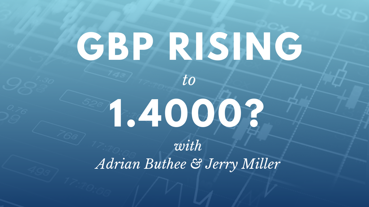 GBP Rising to 1.4000? - Trendsignal Weekly Podcast